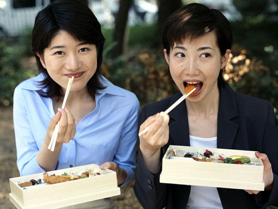 Como es la alimentacion en japon