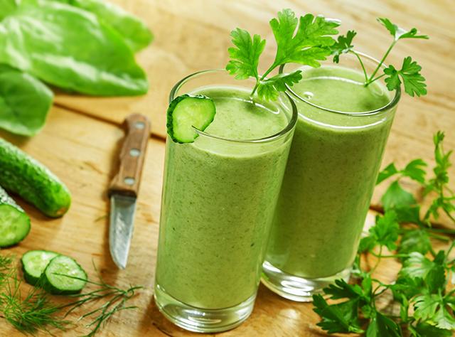 verduras para limpiar el higado
