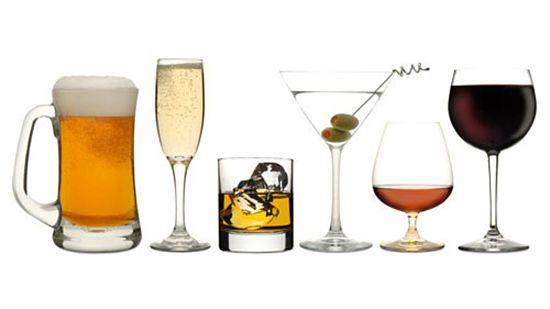 bebidas alcohólicas keto