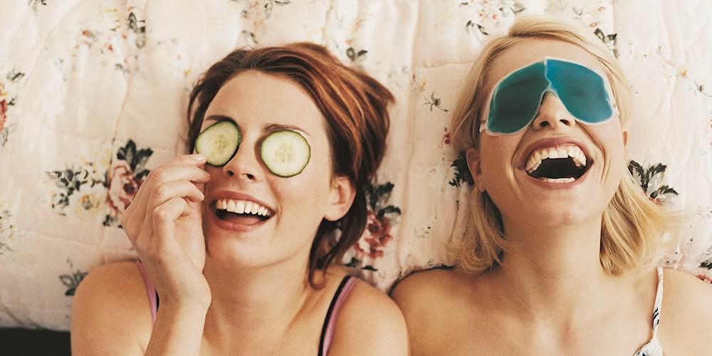 beneficios de la amistad y la risa
