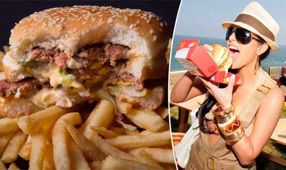 ¿Qué sucede cuando comemos una Big Mac?