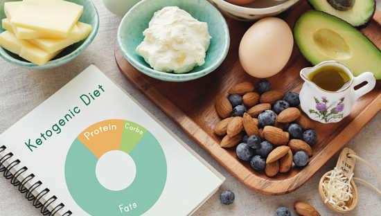 dieta keto para controlar la diabetes