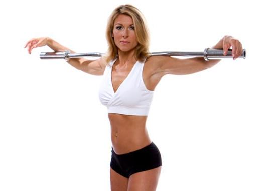 ejercicios para adelgazar la espalda y hombros