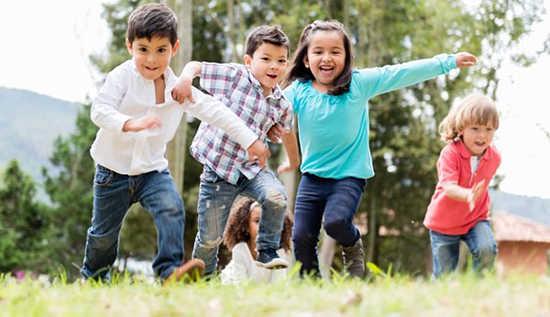 Actividades que promueven el crecimiento de los niños