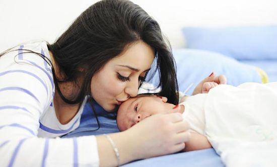 Consejos para la madre primeriza y su bebé