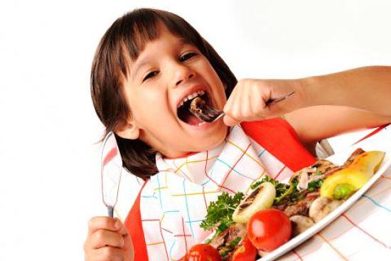 dieta paleo niños