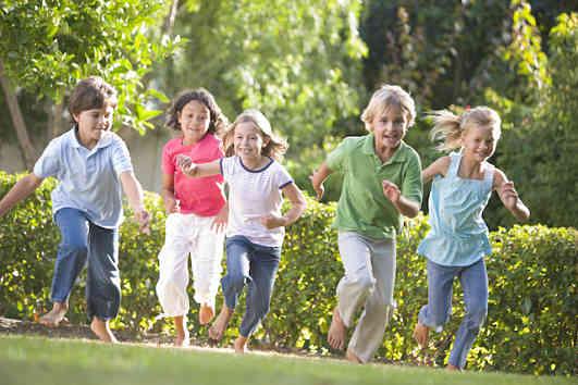 Las mejores actividades físicas para niños