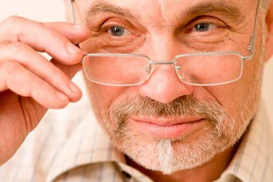 mejorar la visión en la tercera edad