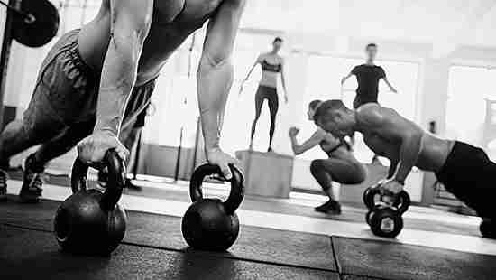 El programa la alimentación deportiva para el adelgazamiento